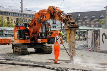 excavation training