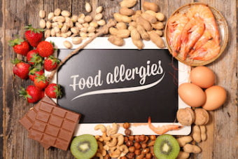 Food Allergen training