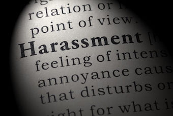 Harassment Course