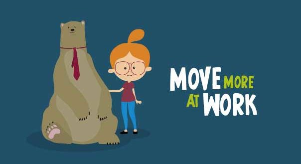 Move More at Work course