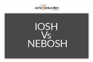 IOSH vs NEBOSH
