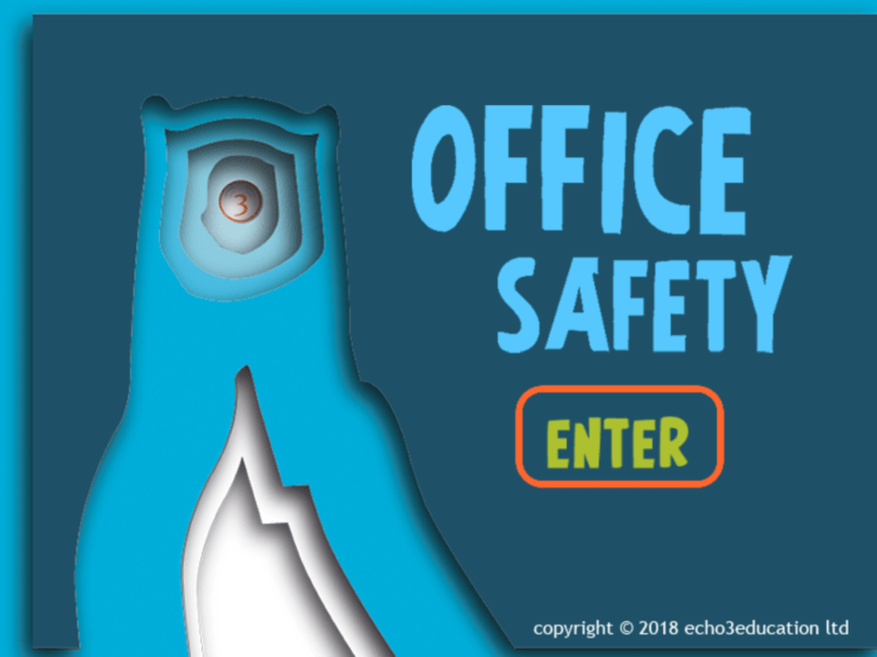 Office Safety Training online