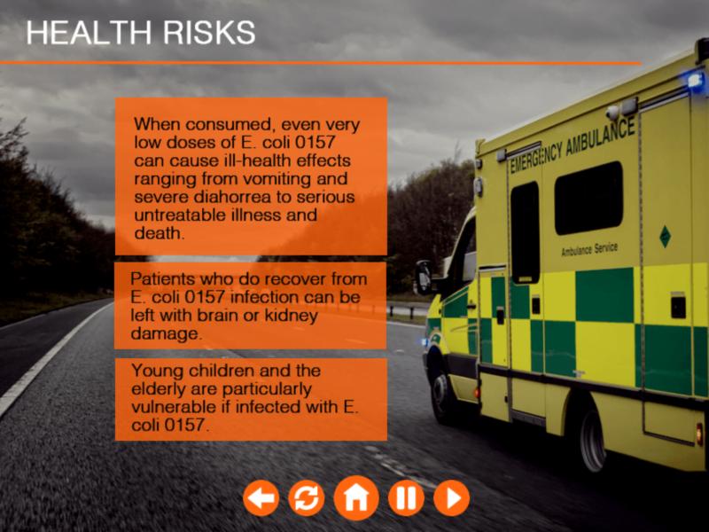E. Coli Health Risks