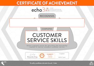 CustomerService Skills