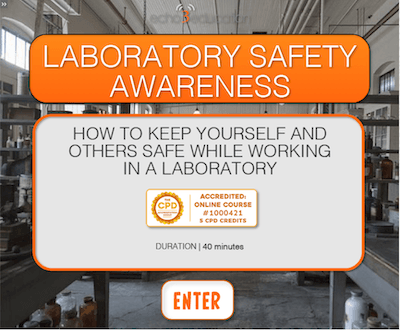 Laboratory Safety Course