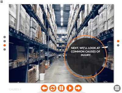 Online Warehouse Safety Course