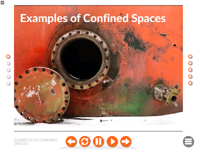 online confined space course