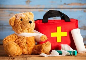 Paediatric First Aid online
