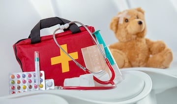 what is paediatric first aid?