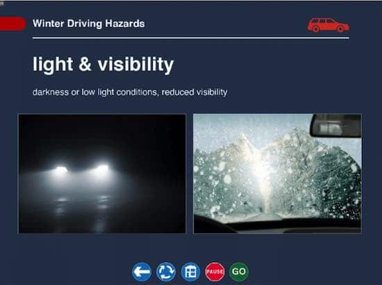 Winter Driving Online