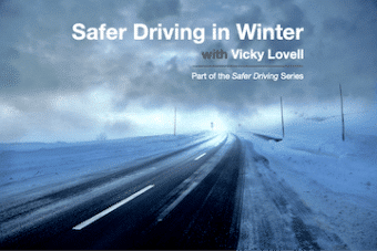 Winter Driving course