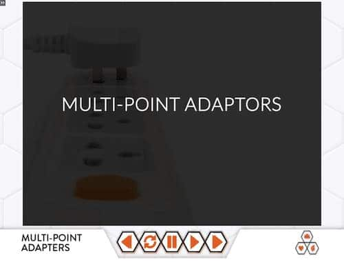 Multipoint Adapters