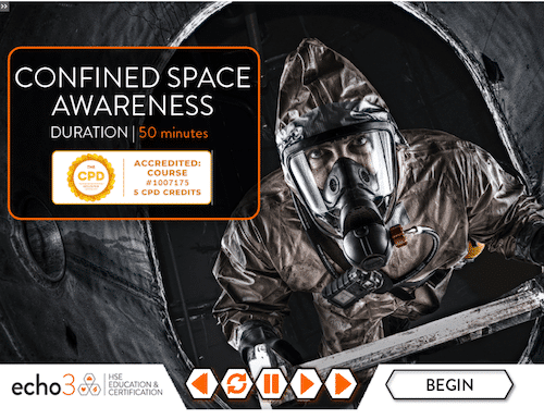 Confined Space eLearning