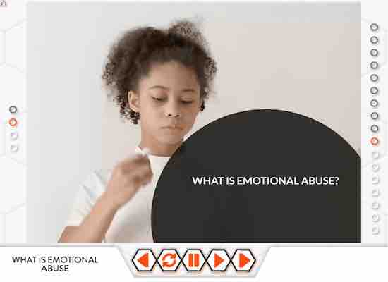 Recognise Signs of Abuse
