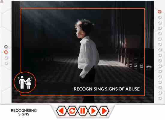 Recognising signs of abuse