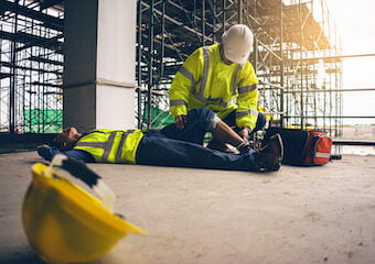 Workplace First Aid course online